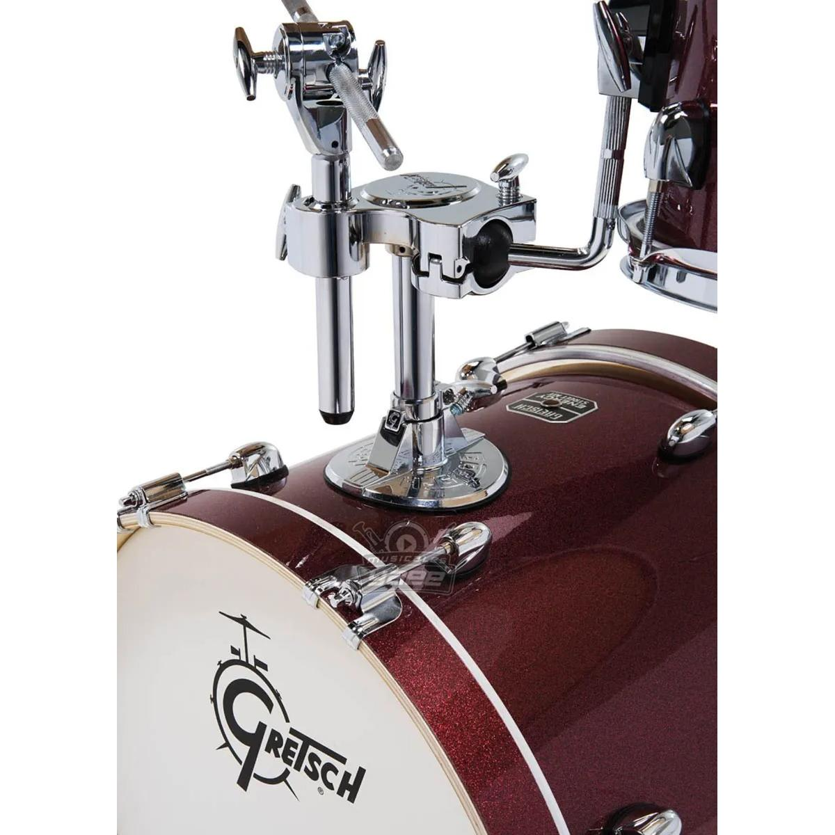 BATERIA GRETSCH ENERGY STREET RUBI SPARKLE GE4S484RRS